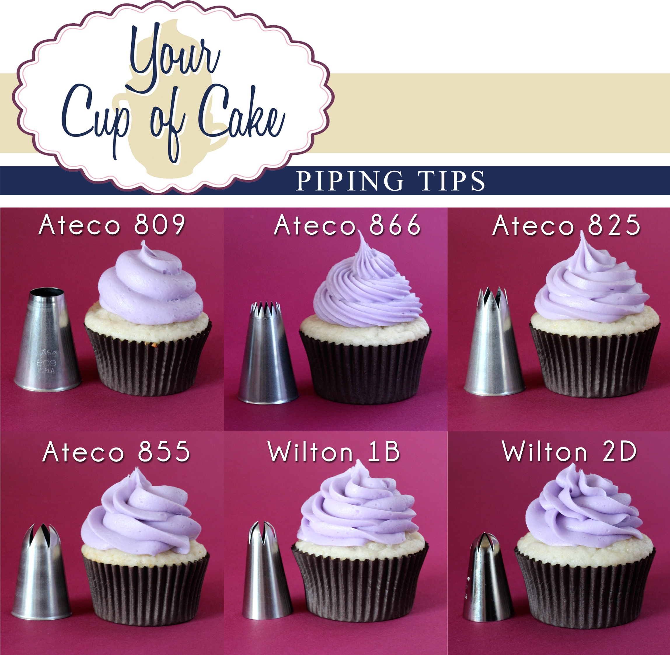 Amazoncom russian cupcake tips